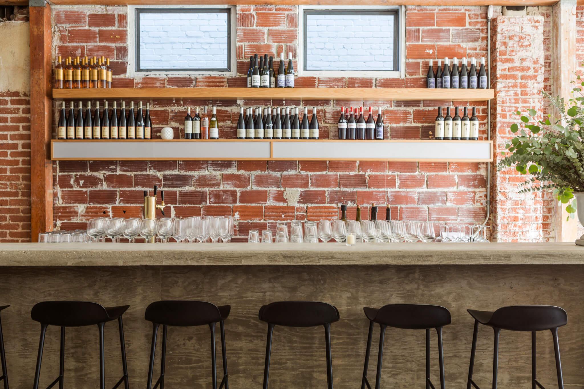 Chez Tex_Bar