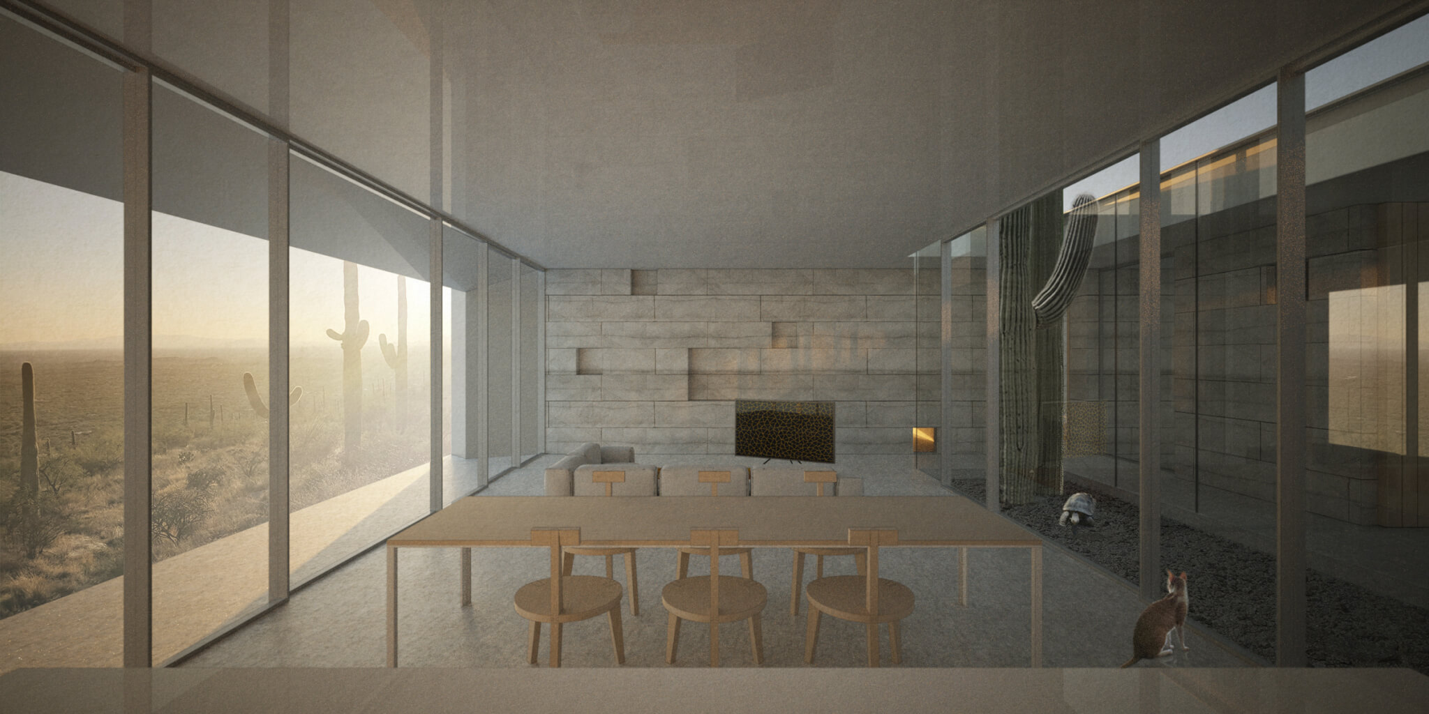 PS_Gneiss House_Render_Living W